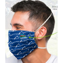 WCEF Pleated Mask